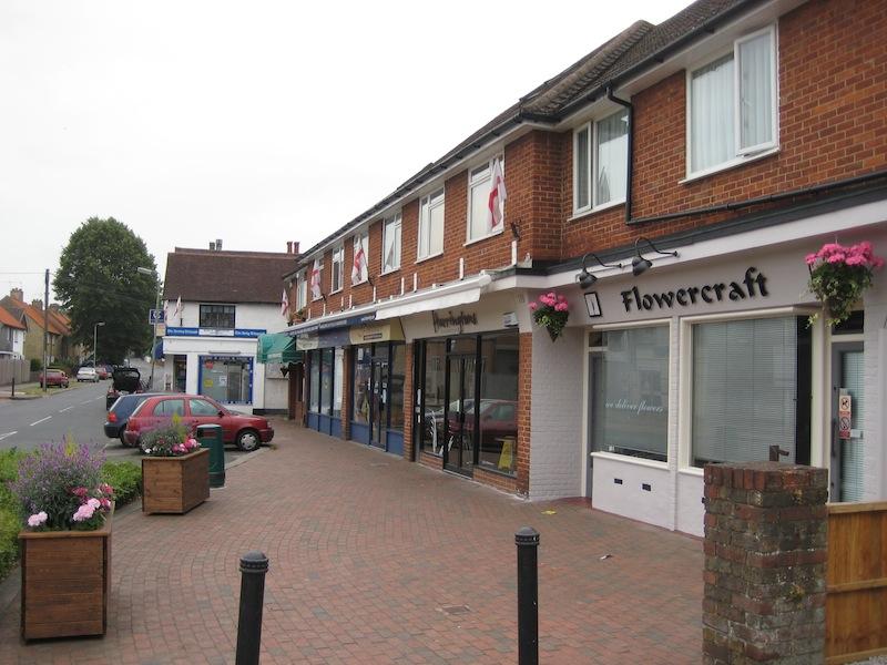 Fetcham village shops