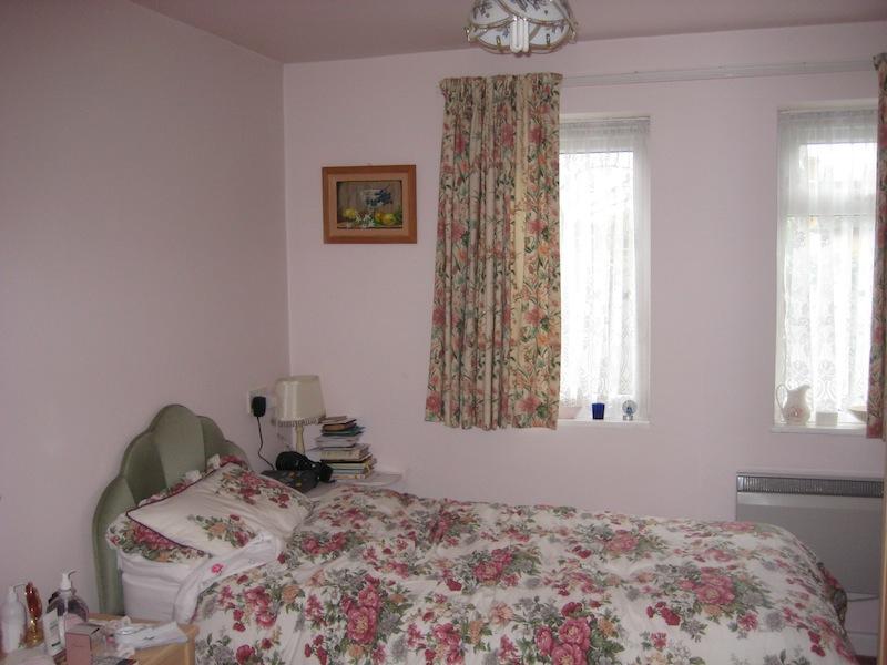 Almshouse bedroom