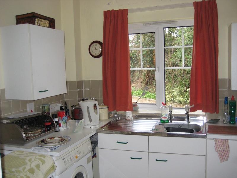 Almshouse kitchen