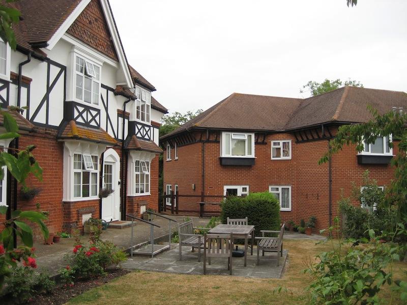 Morley Court: Terrace
